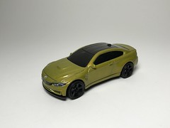 BMW M4 (king_joe007) Tags: 164 diecast car hotwheels bmw m4 custom wheelswap matchbox wheels