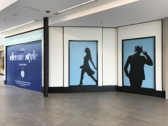 Broadway Mall Interior Signage (SirSpeedyPlainview) Tags: broadway commons mall hicksville new york ny plainview long island li nyc round 1 hm hunter college self adhesive vinyl sintra cintra wall wrap decor plexiglass static cling sir speedy plaivniew sirspeedy sirspeedyplainview nash printing ali baqueri sign signs print prints wide format decal interior exterior vehicle graphic graphics fleet traditional digital offset flatbed printer scitex hp fb fb500 fb550 fb700 fb750