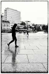 Man in Black (EightBitTony) Tags: marketsquare oldmarketsquare person city overcast nottingham man urban canon7d2 silhouette male blackandwhite streetphotography 2017 raining rain citycentre may uk nottinghamshire bw blackwhite canon canon7dmarkii canon7dmark2 canon7dmk2 canon7dii canondslr canoneos canoneos7dmarkii canoneos7d2 canoneos7dii mono monochrome england unitedkingdom gb