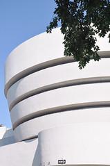 one way to Guggenheim (marin.tomic) Tags: nyc ny newyorkcity newyork city urban architecture wright franklloydwright usa travel nikon d90 holiday vacation manhattan museum guggenheim guggenheimmuseum