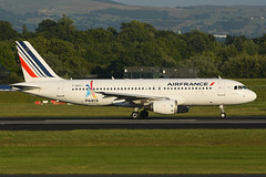 F-GKXG Airbus A320-214 EGCC 17-07-17 (MarkP51) Tags: fgkxg airbus a320214 a320 airfrance af afr manchester airport man egcc england aviation airliner aircraft airplane plane image markp51 nikon d7200 aviationphotography