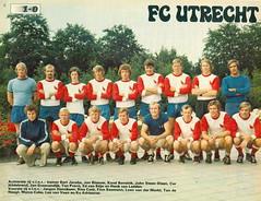 FC Utrecht (1971 - 1972) (poedie1984) Tags: fc utrecht utreg stadium stadion galgenwaard 1971 1972 voetbal football eredivisie elftal selectie netherlands dutch holland trainer bert jacobs jan blaauw karel bonsink john steen olsen cor hildebrand groenendijk tonnie ton pronk eddy ed van stijn styn henk ledden jurgen henriksen ries coté cote finn seemann leen de merkt hoogt marco cabo leo veen co adriaanse 10 jørgen