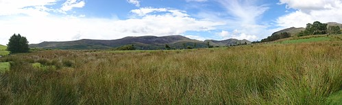 Panorama am Grib Nantlle
