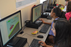 DSC_9273 (Caruth Institute for Engineering Education) Tags: stem programming scratch smu lyleengineering middle school raspberry pi