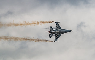 Belgian Airforce F16AM