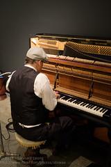 Rocking the bare piano (Stinkee Beek) Tags: australia mona tasmania