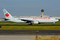 C-FCAE (Air Canada) (Steelhead 2010) Tags: aircanada boeing b767 b767300er yyz creg cfcae