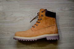 Boot (JedMatangi) Tags: boots fashion brown natural leather new 18 macro shoes clothing art design