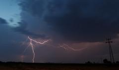 Lightning (Aleksandar Dragićević) Tags: lightning storm thunder cloud weather samsung kzoom longexposure