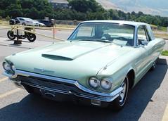 1965 Tbird green=2 (THE HALENIZER) Tags: 1965 tbird