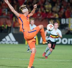 47242230 (roel.ubels) Tags: voetbal vrouwenvoetbal soccer europese kampioenschappen european championships sport topsport 2017 tilburg uefa nederland holland oranje belgië belgium