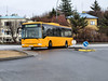Iceland, The bus line 19 in Reykjavik (line operated by Hagvagnar)