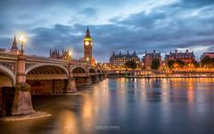 London Twilight (Luis Sousa Lobo) Tags: img8879 londres london uk england inglaterra big ben twilight longexposure longa canon 70d 1018 united kingdom
