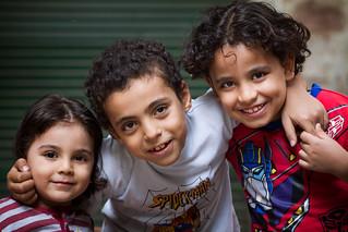 Portrait, Cairo, Egypt