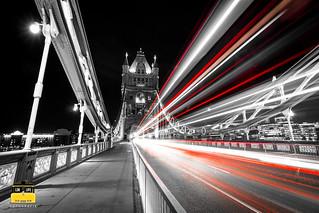 Tower Bridge, Central London