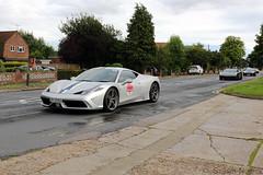 Ferrari 458 Speciale - Ferrari 70 Colchester (stu norris) Tags: ferrari 458 speciale ferrari458speciale ferrari70 colchester essex lancasterferraricolchester supercar