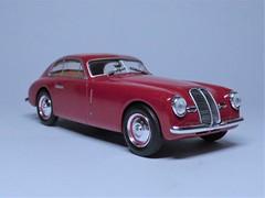 Maserati A6 1500 Pininfarina 1949 (5) (dougie.d) Tags: hachette italia italy leomodels partwork model modelauto automodel modelcar 143 scale diecast maserati pininfarina 1949 1500