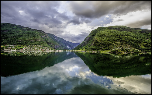 On Our Way To Flam, Norway - 2017.