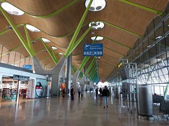 Madrid (chriechers) Tags: 2017 holiday spain madrid barajasairport