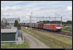 DBC 189 048-2 - 61265 (Spoorpunt.nl) Tags: 30 juli 2017 dbc db cargo 189 0482 staal trein 61265 tata steel beverwijk noordwijkerhout vuiloverslag