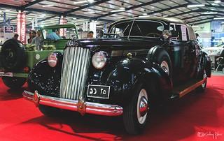 Packard classic car