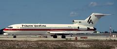 B727   N552NA   FLL   19980324 (Wally.H) Tags: boeing 727 boeing727 b727 n552na lakerairways princessvacations fll kfll fortlauderdale hollywood airport
