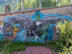 E-M1MarkII-13. Juli 2017-15-41-14 (spline_splinson) Tags: consonno graffiti graffitiart graffity italien italy lostplace losttown ruin ruinen ruins lombardia it