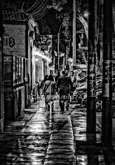 Barranco street (Carlos Ramirez Alva) Tags: f28 105mm sigma 6d canon peru lima hdr white black blancoynegro street calle barranco
