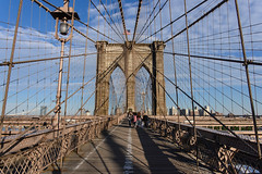 New York City - Brooklyn Bridge (GlobeTrotter 2000) Tags: big bridge apple brooklyn cityscape holidays manhattan nyc tourism travel unitedstates usa vacation