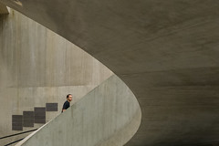 L1000172 (andrewyeoh969) Tags: concrete spiral staircase tate modern raw