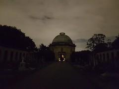 Brompton Cemetery Chapel (failing_angel) Tags: 081016 london phone kensingtonchelsea bromptoncemetery londonmonthofthedead
