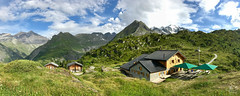Swiss alpine summer (MB*photo) Tags: bagnes randonnée valais cabane brunet switzerland schweiz alpes alps trekking fionnay wwwifmbch petitcombin wallis romandie