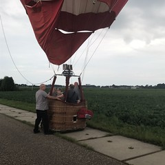 170711 - Ballonvaart Annen naar Ommelanderwijk 6