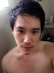 Shower (NuCastiel) Tags: swag wet stripped strip naked nude bath iphone flickr smooth nipple smart handsome selfie myself me 18 young muscle model cool following follower follow sexy beautiful love thai boy asian shirtless facebook kiss fan indoor skin athlete white bkk bangkok asia thailand photo pic face portrait camera man male gay guy cute join people adult scandal private show shower bulge penis cock dick cum ejaculation ejaculate ejaculating masturbate masturbating masturbation men