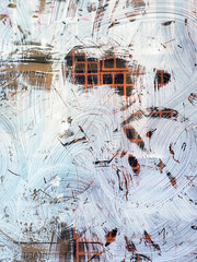Obscura (jaxxon) Tags: 2017 d610 nikond610 jaxxon jacksoncarson nikon nikkor lens nikon50mmf28g nikkor50mmf28g 50mmf28 50mm niftyfiftyprime fixed pro abstract abstraction window display paint painted covered obscured urban obstruction privacy private whitewash white obscure obscura