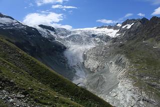 glacier de Ferpècle