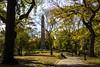 Obelisk Cleopatra's Needle. Central Park.