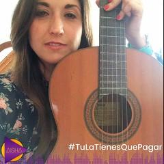 Comparte conmigo en Instagram tu parte favorita de la canción #TuLaTienesQuePagar.   #aishastambouli #aishalaprotagonista #tulatienesquepagar #artista #artistavenezolana #hechoenvenezuela #apoyoaltalento #produccion #cantante #singer #canal #suscribete #c (Aisha Stambouli) Tags: cantante apoyoaltalento comparte tulatienesquepagar aishastambouli venezuela like aishalaprotagonista hechoenvenezuela artistavenezolana produccion canal artista suscribete singer