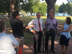 """Extra schools funding for the NT, Darwin, 28/06/2017 • <a style=""""font-size:0.8em;"""" href=""""http://www.flickr.com/photos/33569604@N03/35195270044/"""" target=""""_blank"""">View on Flickr</a>"""