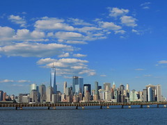 Cloud-y Day (Keith Michael NYC (3 Million+ Views)) Tags: libertystatepark newjersey nj