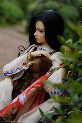 Kiara1 (Ermilena Puppeteer) Tags: soom soomdiagirl gipsy handmadeforbjd handmade bjd abjd