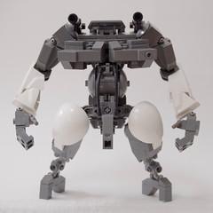 Docand (torokimasa) Tags: robot robo mecha moc mech sf canon lego