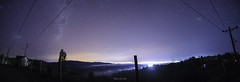 Panorama (Take your camera and make some magic.-) Tags: nikon d7000 tokina 1116mm valdivia chile star stars estrellas night noche sky paisaje landscape