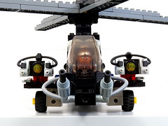 Lego Duplo AH-64 (*hannes*) Tags: legoduplo lego duplo toolo apache ah64 moc hubschrauber helicopter
