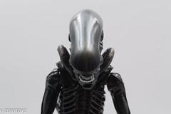 _DSC0965 (ZeroToyz) Tags: alien thedrone エイリアン revoltech 山口式 海洋堂 海洋堂山口式