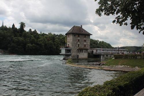 Schaffhausen: Rheinfall