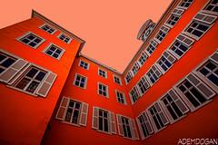SCHWETZINGEN (01dgn) Tags: schwetzingen red sky colors deutschland germany almanya travel badenwürttemberg schlosschwetzingen