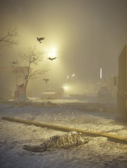 Left Behind (AndrewCull) Tags: thedivision tomclancysthedivision leftbehind massive snowdropengine ubisoft ubioft