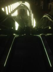 Antwerp. Central railwaystation. (Rudike) Tags: darklight trains stairs centralrailwaystation centraalstation belgium antwerp antwerpen belgië