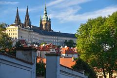 Mala Strana walk (jmarnaud) Tags: czech 2017 mala strana summer city walk house old garden